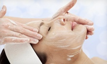 Pedicure, Facial, or Both at Clear Skin Day Spa (Up to 68% Off)