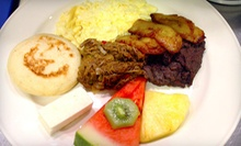 C$12 for C$25 Worth of Venezuelan Food at Magda's Restaurant