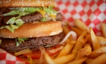 Classic Diner Cuisine at The Original Mike's Diner (53% Off). Two Options Available.