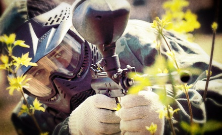 Paintball for Two, Four, or Six with Ammo and Equipment Rental at Capture the Flag (Up to 71% Off)