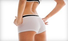 Three or Five Cellulite-Reduction Treatments at Holistic Retreat & Institute (Up to 66% Off)