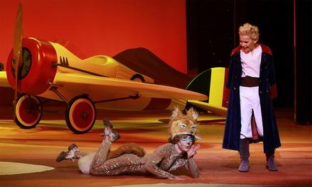 Teatro Politeama — Av. da Liberdade: bilhete para o espetáculo O Principezinho desde 8€