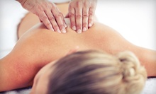 $29 for a Therapeutic Massage at Medical Therapy Center ($150 Value)