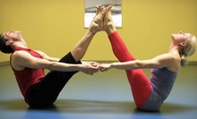10 Classes or One Month of Unlimited Classes at Spira Power Yoga (Up to 70% Off)