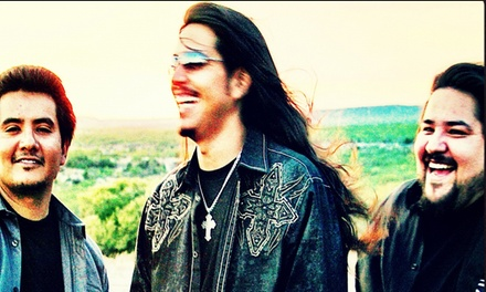 Los Lonely Boys & Kenny Wayne Shepherd Band at Greek Theatre on Saturday, August 2, at 7 p.m. (Up to 39% Off)
