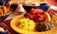 Indian Cuisine at Flavours of India (Up to 52% Off)