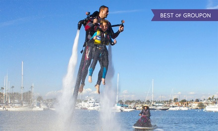 Child and Adult Jetpack Flights with Jetpack America (Up to 53% Off). Four Options Available.