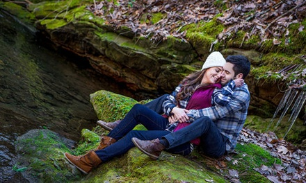 30- or 60-Minute Outdoor Photo Shoot with Digital Images from Firestine Photography (Up to 82% Off)