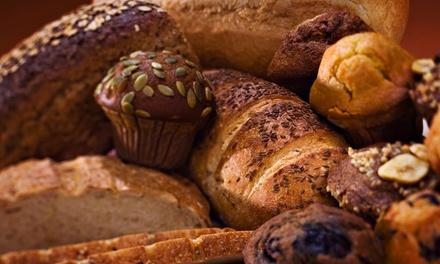 $12.50 for $25 Worth of Baked Goods at Town Crier Bakery