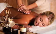 50- or 80-Minute Massage with Pumpkin or Peppermint Oil at Helene's Body & Skin Care (Up to 55% Off)