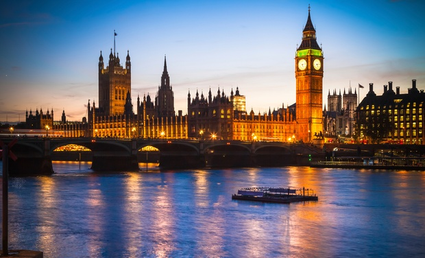 TripAlertz wants you to check out ✈ 6-Day DoubleTree by Hilton London Vacation with Airfare & 4-Star Hotel. Price per Person Based on Double Occupancy. ✈ 6-Day London Vacation with Air & 4-Star Hotel - London Vacation with Airfare