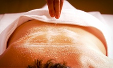 60-Minute Swedish Massage with Optional Body Scrub at Mist of Eden (Up to 57% Off)
