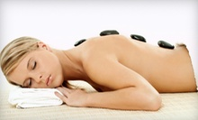 Detoxifying Body Wrap with Optional 60-Minute Hot-Stone Massage at Ziyan Salon & Spa (Up to 66% Off)