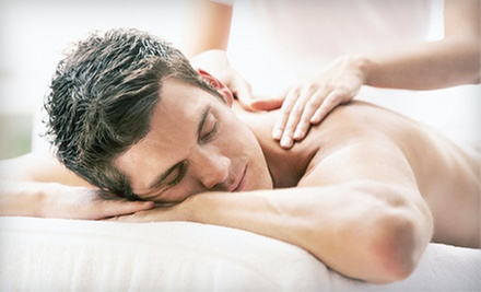 50-Minute Swedish Aromatherapy Massage or Therapeutic Massage with Reflexology at Go Madd 4 Massage (Up to 55% Off)