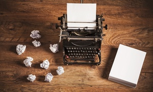 $18 For An Online Novel-writing Diploma Course From Centre Of Excellence Online ($331.81 Value)