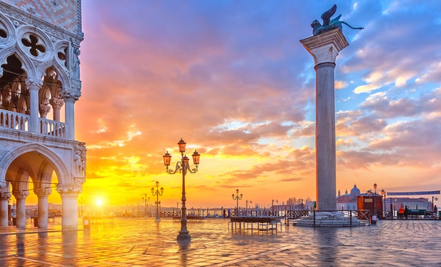 TripAlertz wants you to check out ✈ 8-Day Northern Italy Vacation with Airfare from Great Value Vacations. Price per Person Based on Double Occupancy. ✈ Explore Old-World Romance in Northern Italy - Italy Vacation with Air