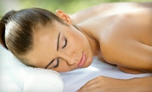 One, Three, or Five Swedish Massages or Custom Facials at Salud! (Up to 60% Off)