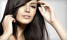 Haircut Package with Deep-Conditioning Treatment and Optional Color or Highlights at MirrorMirror (Up to 56% Off)