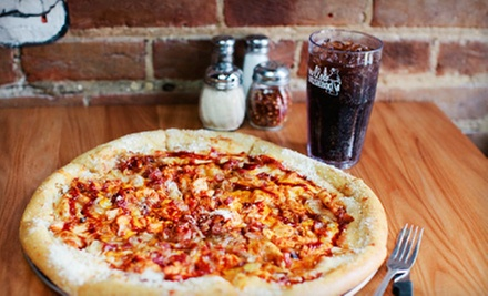 $10 for $20 Worth of Pizza, Hoagies, and Drinks at Mellow Mushroom