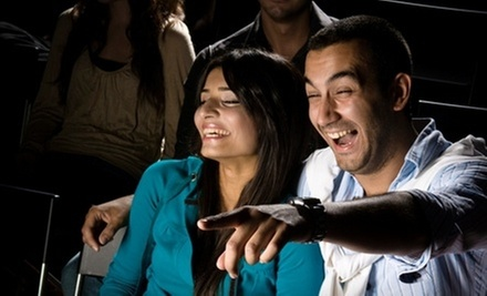 Improv-Comedy Show for Two on Thursday, Friday, or Saturday at Go Comedy! Improv Theater (Up to 56% Off)