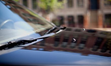 Koncept Car Parts — Valongo: mudança de limpa-para-brisas com opção de aspiração e limpeza do automóvel desde 14,90€