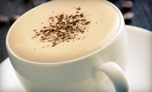 10 Lattes or Cappuccinos or 10 Americanos at Paradiso Di Stelle (Up to 57% Off)
