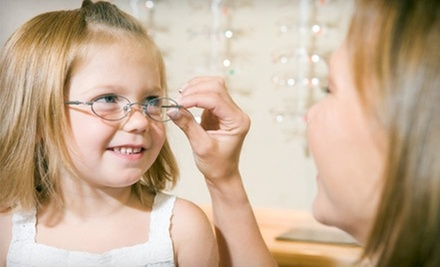 $50 for an Eye Exam and $200 Toward Frames and Lenses at Joslin Family Eyecare ($329 Value)