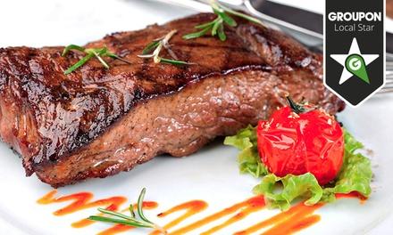 Hard Stone Steak House — Arrábida Shopping: menu americano para duas ou quatro pessoas desde 34,90€