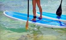 Two-Hour Standup-Paddleboard Guided Tour or Rental from Balboa Water Sports in Newport Beach (Up to 52% Off)