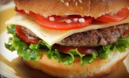 $10 for $20 Worth of Burgers and American Food at Wayne & Larry's