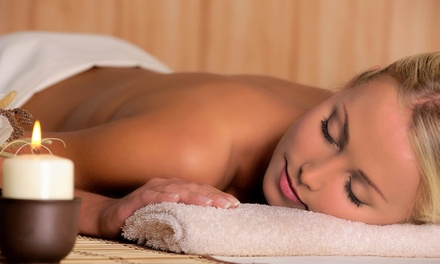 $67 for a Spa Package with Massage, Mani-Pedi & Tanning Session at Tranquility at Doral ($130 Value)