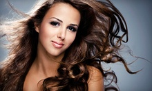 Cut and Style with Option for Partial Highlights or Color at Casa R. Caballero Salon, Spa & Boutique (Up to 71% Off)