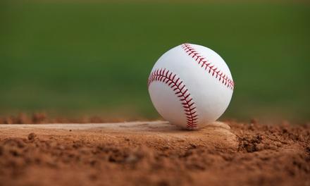 Four-Day Kids' Baseball Camp at Dulins Baseball (51% Off). Four Options Available.