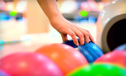 $29 for Three Hours of Bowling with Shoe Rental for Up to Six at Suburbanite Bowl ($96 Value)