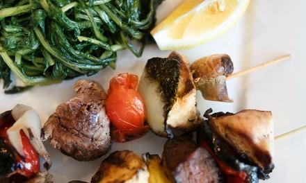 $14 for $20 Worth of Mediterranean Cuisine at Ammar's Mediterranean Grill