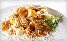 $35 for a Chef-Selected Three-Course Seasonal Tasting Menu for Two at Nina's Trattoria (Up to $80 Value) 