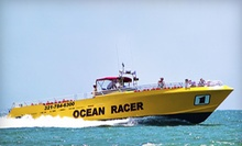 90-Minute Speedboat Ride with Dolphin Watching for Two or One from Canaveral Ocean Racer, LLC (Up to Half Off)