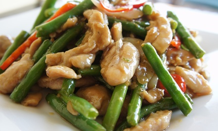 Chinese Food at Tasty Palace (40% Off). Two Options Available.