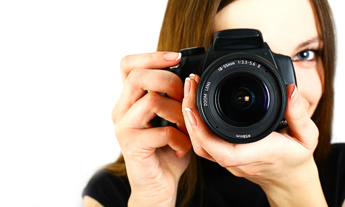 iPhotographyCourse: 18-Module Online Certified Photography Course for £49 (90% Off)