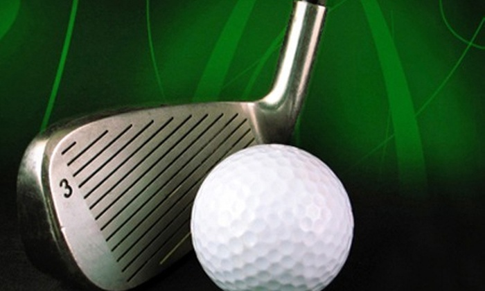 Affordable Golf - Multiple Locations: Individual Indoor PGA Lessons from £9 with Affordable Golf (Up to 72% Off)