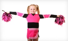 $33 for $60 Worth of Cheerleading Classes at Club Cheer Jaguars
