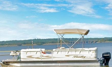 $149 for Two-Hour Boat Tour for Up to 10 from Jordan Lake Tours (Up to $335 Value)