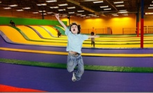 Two Hours of Jump Time for One, Two, or Four at Jumpoline Park in Aurora (Up to 58% Off)