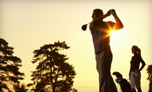18-Holes of Golf for 2 or 4 with Dining Voucher at Chamisa Hills Golf and Country Club (Up to 54% Off)