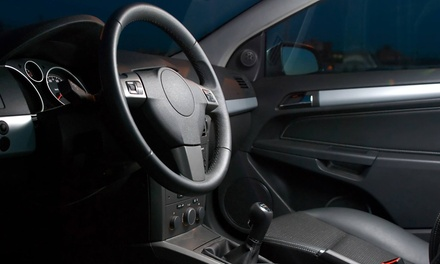 Interior Auto Detail with Option for Exterior at Buzz Off Automotive (Up to 59% Off)