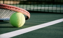 Two Private Tennis Lessons or Six-Week Group Program at Over the Bridge Coronado Tennis (Half Off)