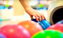 Bowling for Two or Six at Playdrome Devon Lanes (Up to 65% Off)