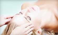 One or Three Custom Facials with Eyebrow or Lip Waxes at DiBiasi's A Salon and Transitions Spa (Up to 69% Off)