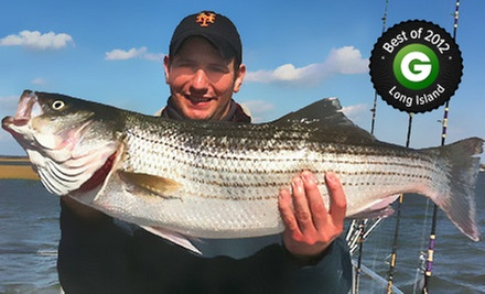 Half-Day or Night Fishing Trip for One, Two, or Four from North Star II Fishing & Charter Boat (Up to 63% Off)