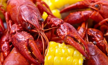 Cajun Food for Dinner for Two, Four, or Six at New Orleans Du Monde Cajun Bar & Grill (Up to 51% Off)